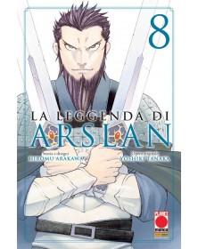 La leggenda di Arslan 8