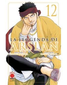 La leggenda di Arslan 12