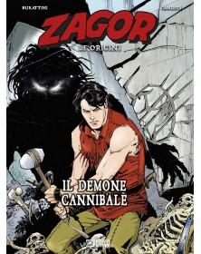 Zagor Le Origini N° 3 - Il...