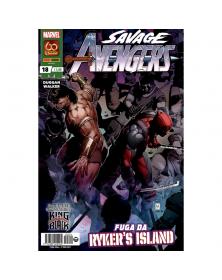 Savage Avengers 18
