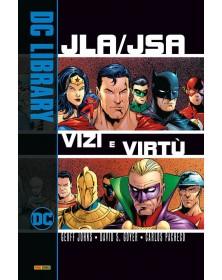 JLA/JSA: Vizi e Virtù
