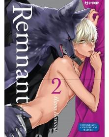 Remnant - Jujin omegaverse 2