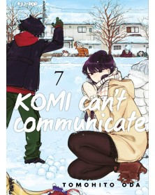 Komi Can't Communicate 7