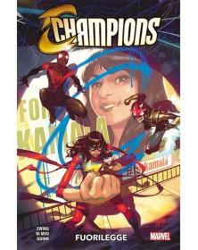 Champions 1: Fuorilegge