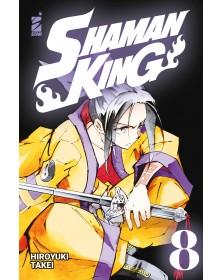 Shaman King Final edition 8
