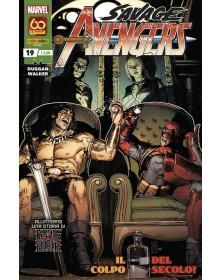 Savage Avengers 19