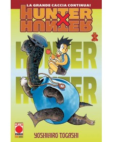 Hunter x Hunter 3 - Quarta...