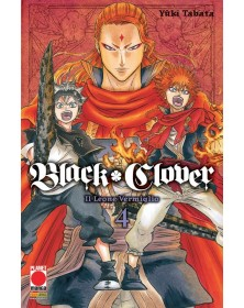 Black Clover 4 - Prima...
