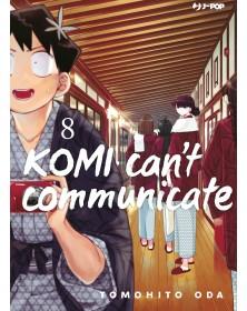 Komi Can't Communicate 8