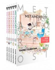 Metamorfosi - Box (1-5)