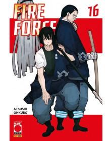Fire Force 16 - Prima ristampa