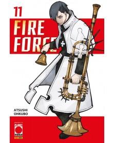 Fire Force 11 - Prima ristampa