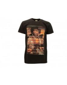 T-Shirt Music Jimi Hendrix (L)