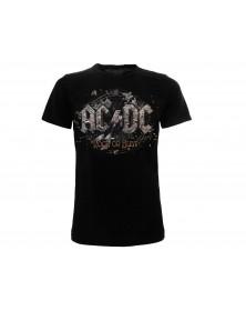 T-Shirt Music AC/DC Rock or...