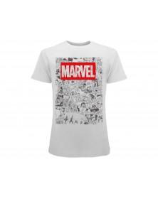 T-Shirt Marvel Fumetto (L)