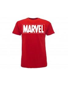 T-Shirt Marvel logo (L)