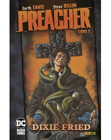 Preacher 5: Dixie Fried