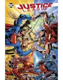 Justice League 5: Eredità