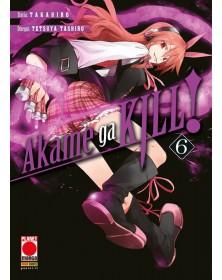 Akame Ga Kill! 6 - Seconda...
