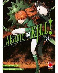 Akame Ga Kill! 8 - Seconda...