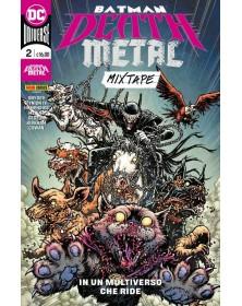 Batman: Death Metal Mixtape 2