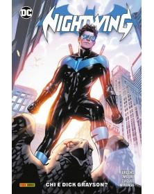 Nightwing 12: Chi è Dick...