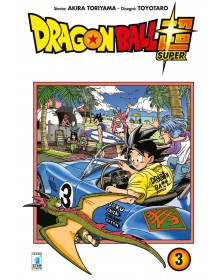 Dragon Ball Super: 3