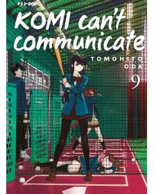 Komi Can't Communicate 9