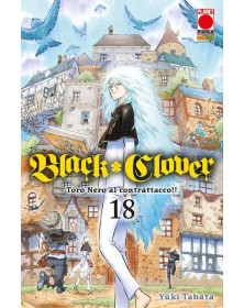 Black Clover 18 - Prima...