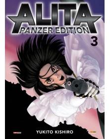 Alita Panzer Edition 3