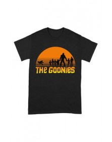 T-Shirt - Goonies Sunset...