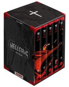 Hellsing - Cofanetto New...