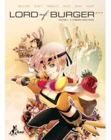 Lord of burger 1: Il...