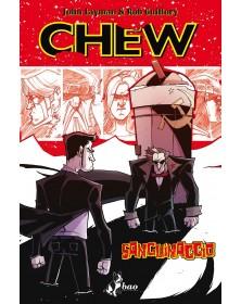 Chew 10: Sanguinaccio