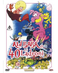 Ali Baba' E I 40 Ladroni (DVD)