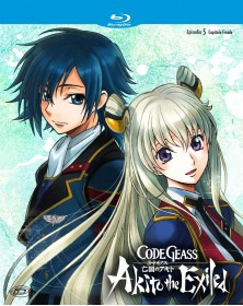 Code Geass - Akito The...