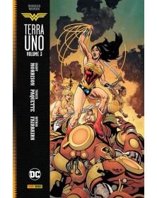 Wonder Woman: Terra Uno 3