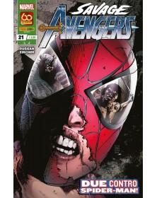 Savage Avengers 21