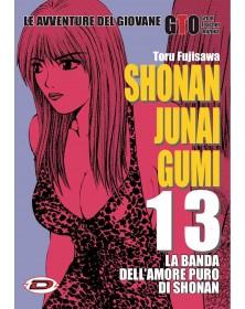 G.T.O. - Shonan Junai Gumi 13