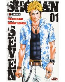 G.T.O. - Shonan Seven 01