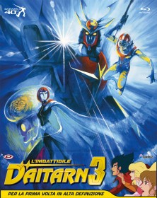 L' Imbattibile Daitarn 3 -...