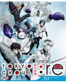 Tokyo Ghoul: Re - Stagione...