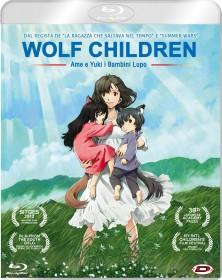 Wolf Children - Ame E Yuki...