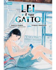 Makoto Shinkai - Lei E Il...
