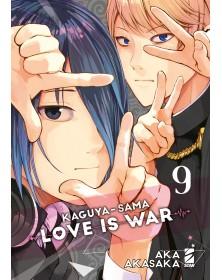 Kaguya sama: love is war 9