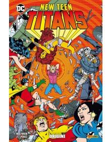 New Teen Titans di Wolfman...