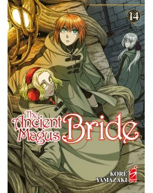 The Ancient Magus Bride 14