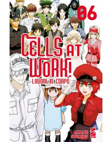 Cells at work - Lavori in...