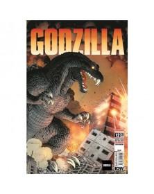 Godzilla 12 - Variant Gatefold