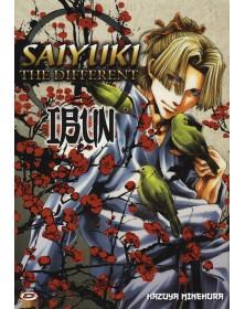 Saiyuki - The Different - Ibun